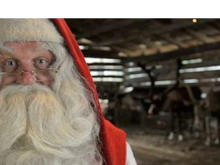 Believing in Santa: The 2010 Way