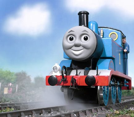 How Thomas the Tank Engine Can Make Your Kids Smart & Popular