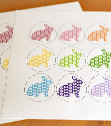 Free Printable: Easter Memory Game