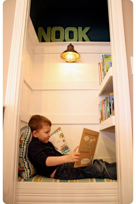 Two Super Cool Ideas to Get Little Ones Reading