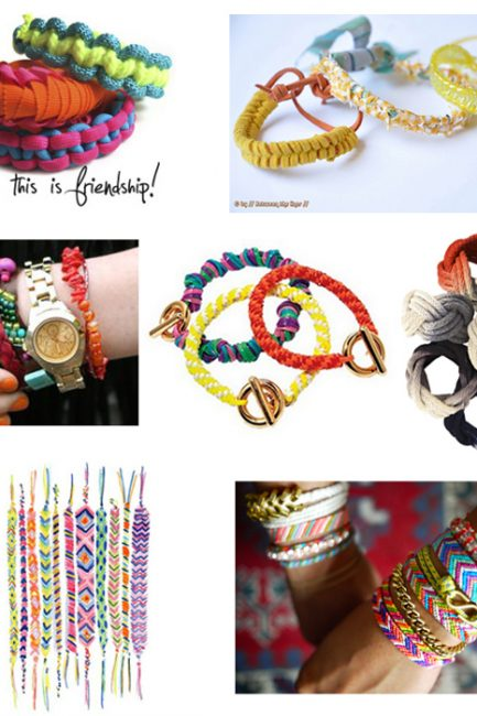 Modern DIY Bracelets – Perfect for Summer Crafting with Girls