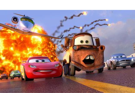 "Why One Big Blogger Says ""Do NOT Take Your Little Ones to Cars 2"""