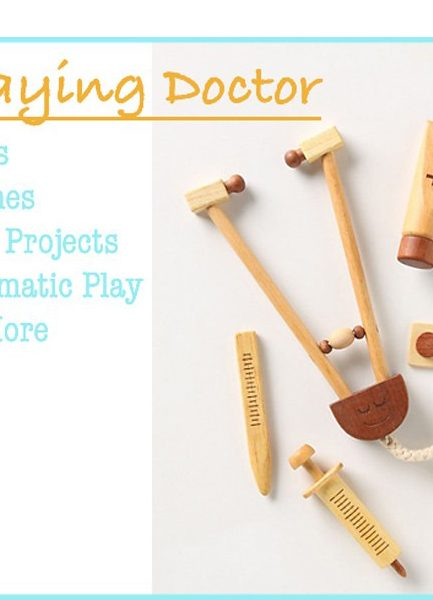 Ideas & Tools for Dramatic Play
