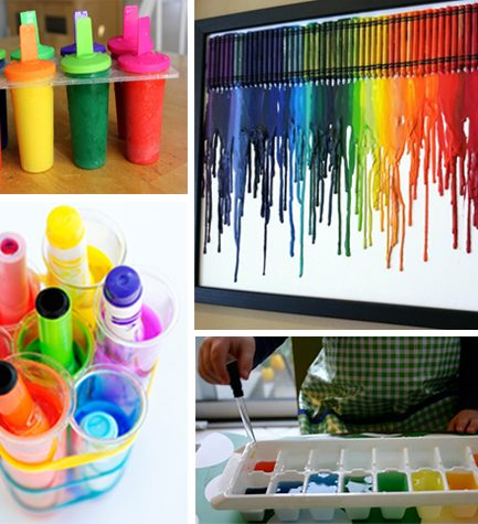 Color Creativity – 5 Unique Ideas for Art Time