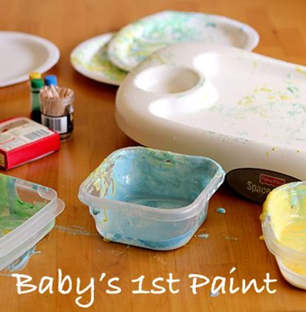 We Tried It! – DIY Edible Fingerpaints