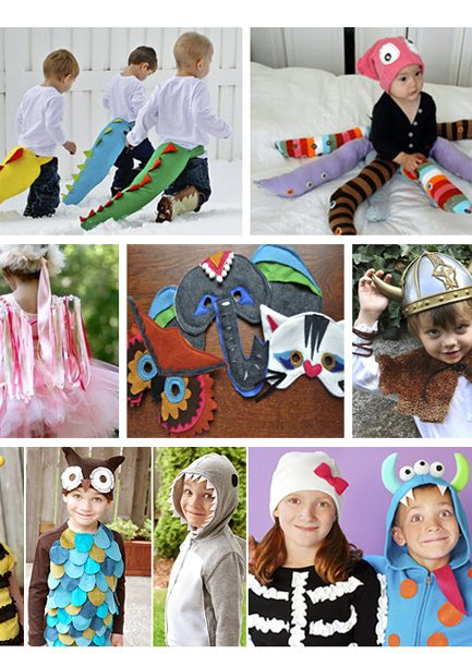 Handmade Halloween: DIY Costumes for Every Skill Level