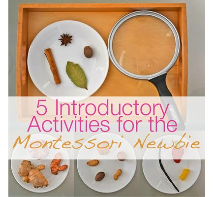 How to Make Like a Montessori Mama: Part 1 – Food Activities
