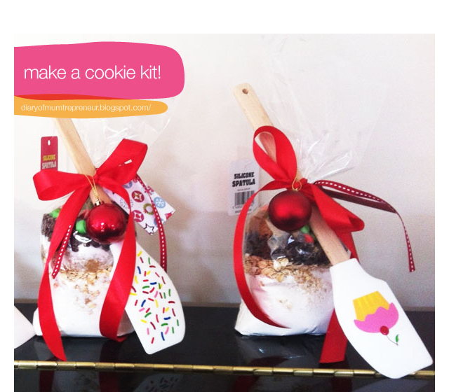 Teacher Christmas Gift Idea - DIY Treat Kits - Modern Parents Messy Kids