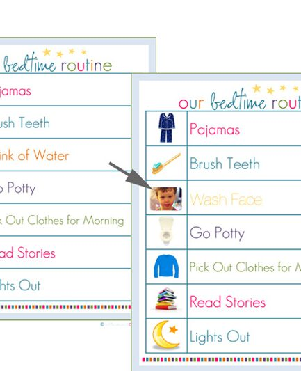We Tried It! – Routine Charts