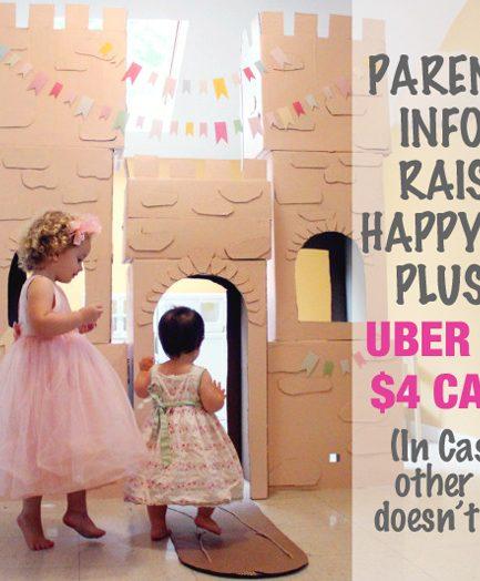 Parenting Happy Kids