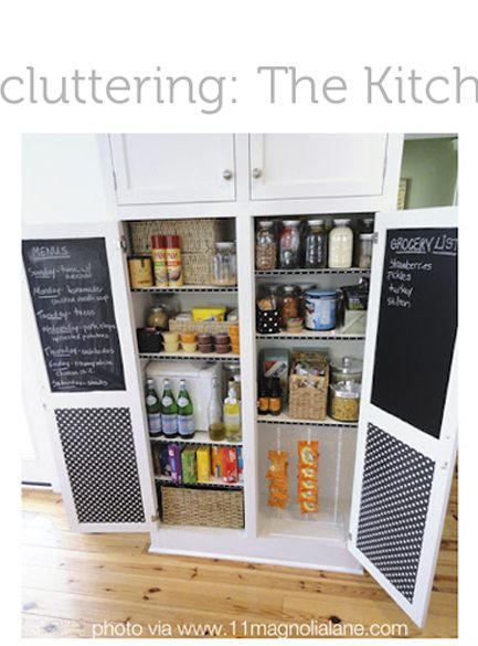 POYEL: Decluttering the Kitchen