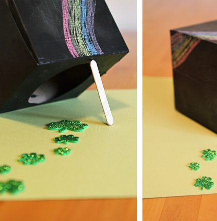 Interactive Leprechaun Trap