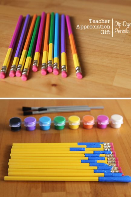 A fun project for Teacher Appreciation week that kids will love doing.