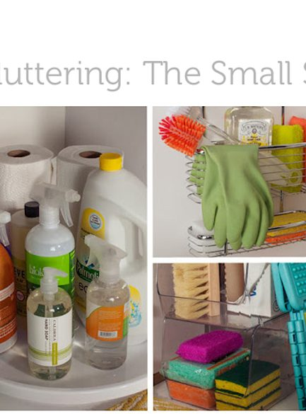 POYEL: Decluttering the Small Stuff