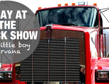 Family Play Date: Truck Factory Open House