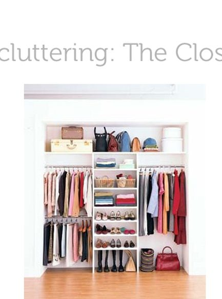 POYEL: Decluttering the Closets
