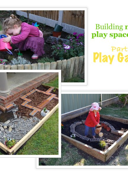 Playgrounds Gone Natural: Play Gardens