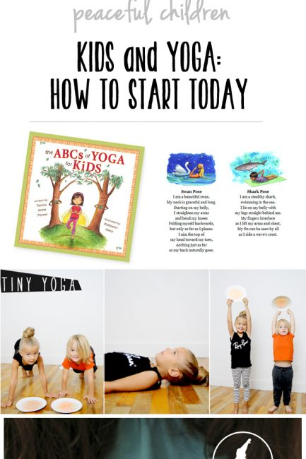 The Benefits of Kid Yoga & How to Get Started Today