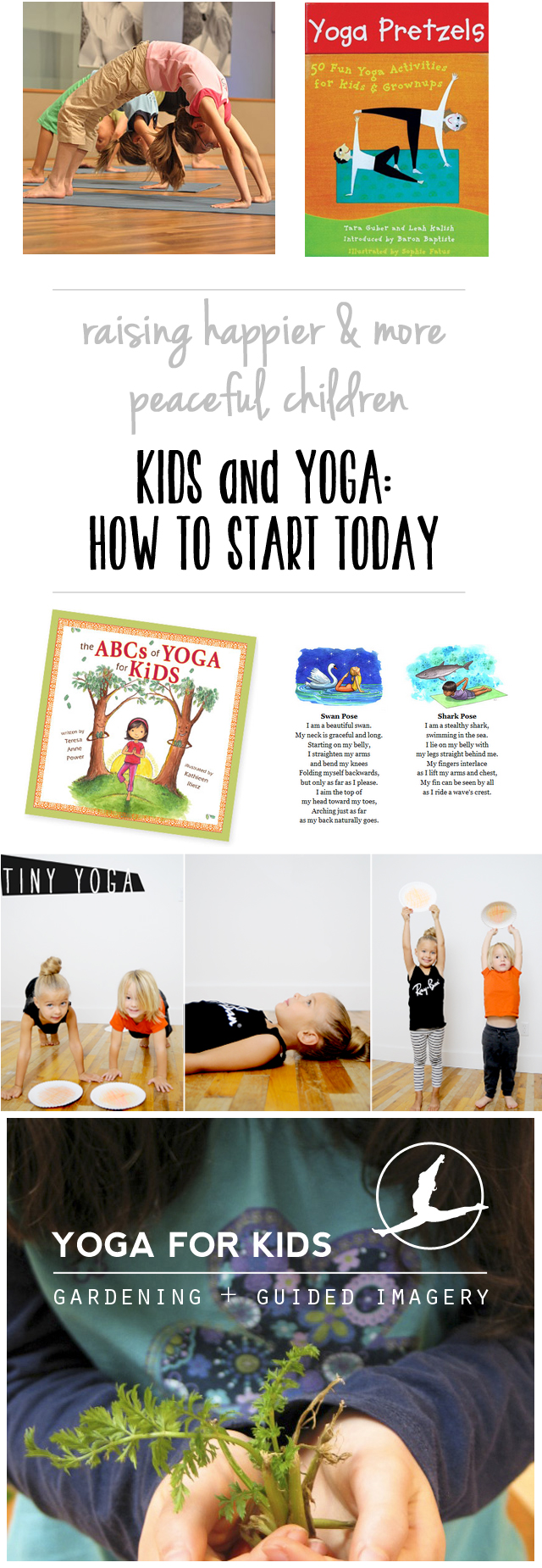 The Benefits of Kid Yoga & How to Get Started Today - Modern