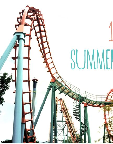 The Best Summer Blog Series for Parents and Their Kids