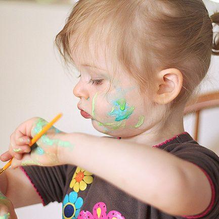 Play: DIY Body Paint