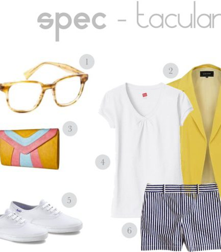 What to Wear: Nerdy Mom Chic