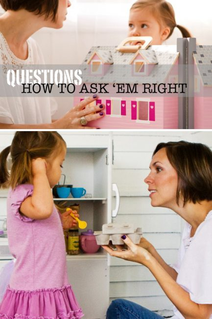 The Right Way to Ask Kids Questions – Three Tips for Parents