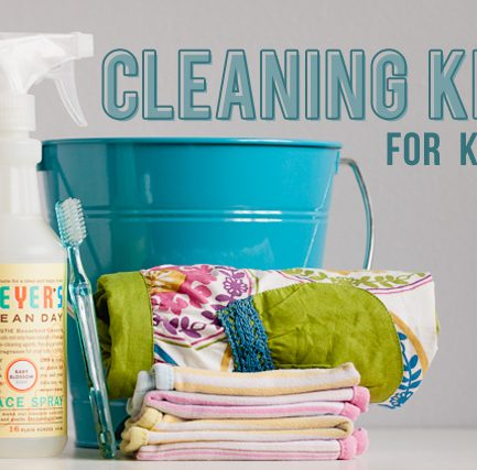 POYEL: Cleaning with Kids