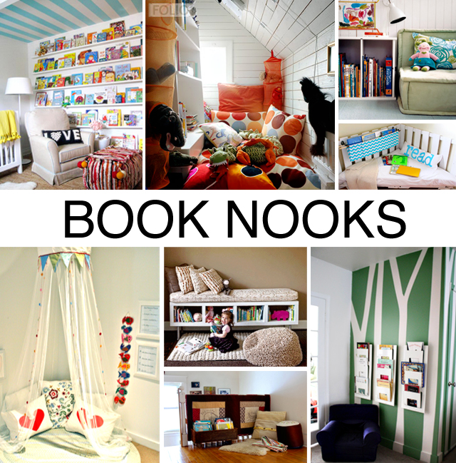 Book Week: Reading Spots