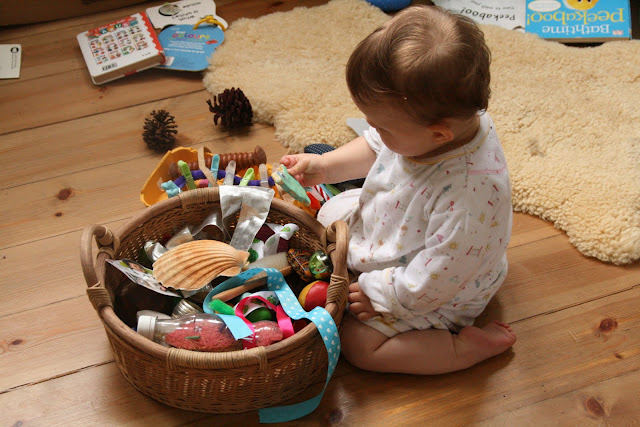 Every Baby Should Have a Treasure Basket – Here's How to Make One
