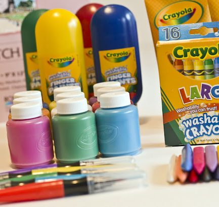 What to Put in Your Art Tool Box