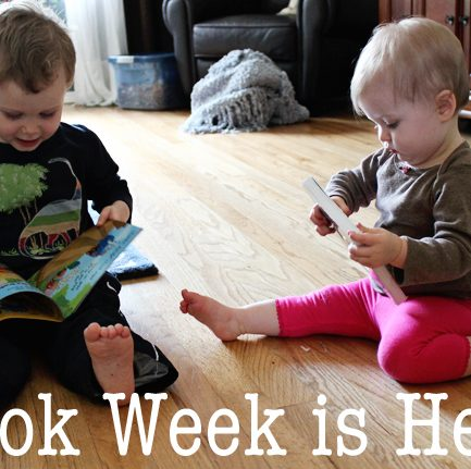 Book Week: How to Find Great Kid Books