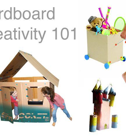 Simple Play: Cardboard