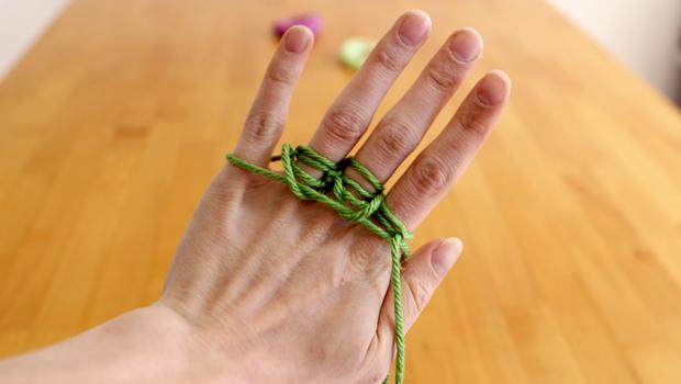 Summer Fun For Everyone Finger Knit Bracelets Modern Parents