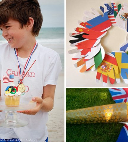 Igniting the Olympic Spirit in Your Kids