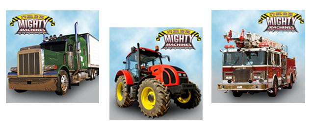 Do You Mighty Machine?