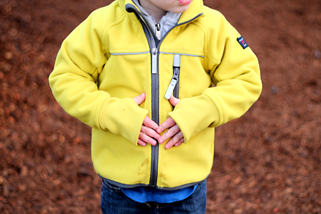 Learning to Dress the Kids for the Cold with Polarn O. Pyret