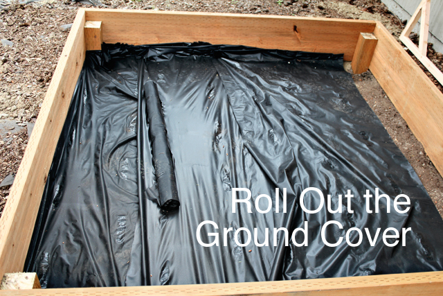 Step-by-step tutorial for building your kids a sandbox in ...