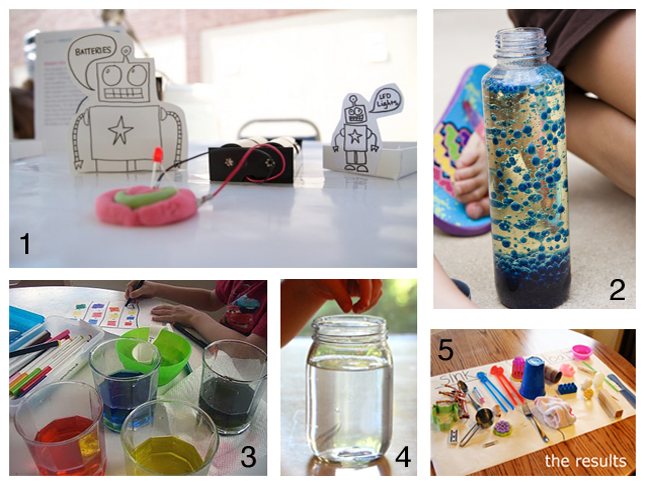 "Science at home - bookmarking these ideas in my ""preventing summer slide"" file!"