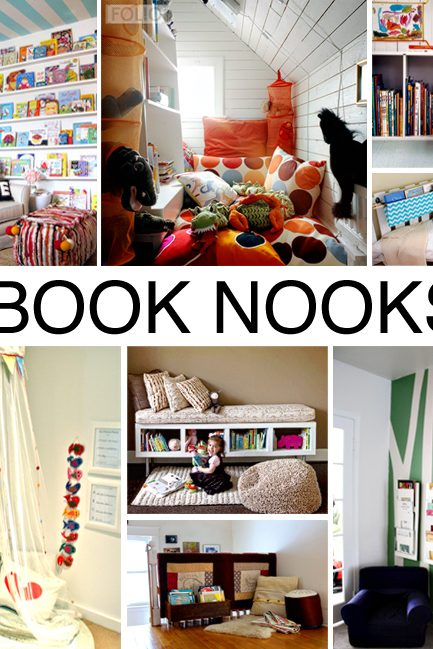 Fall Project: Set Up a Book Nook