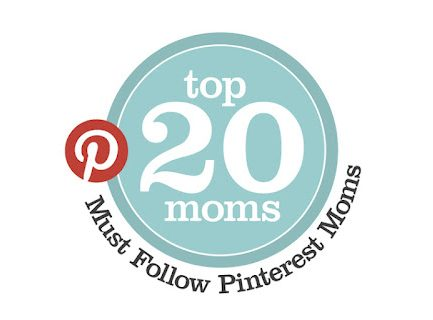 Top 20 Moms to Follow on Pinterest