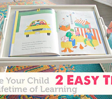 Two Simple Strategies to Help Your Child Learn
