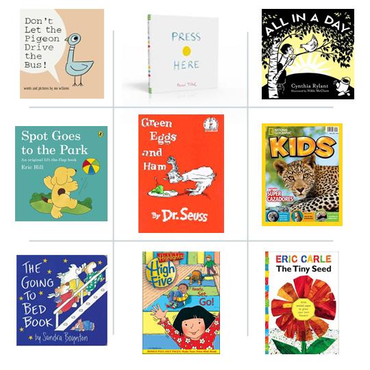MPMK's Favorite Children's Authors