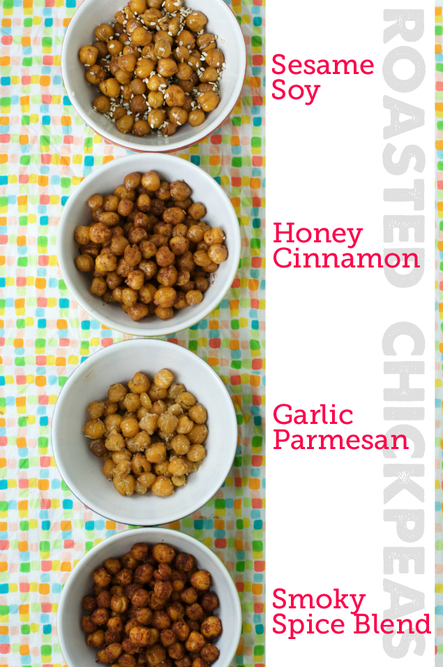 Healthy Snack Roasted Chickpeas Modern Parents Messy Kids