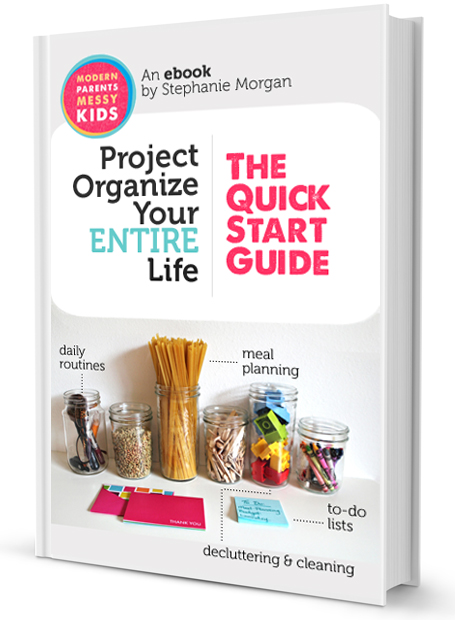 project organize your entire life pdf