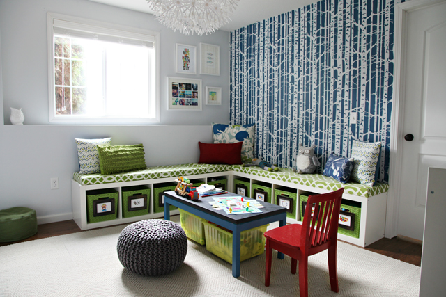 Tips for setting up the ultimate playroom