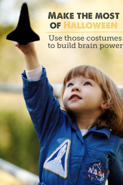 Make Your Halloween Costume Count (and Last)