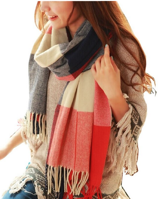 What to wear for fall - scarves