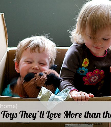 How to Buy Toys for Other People's Kids
