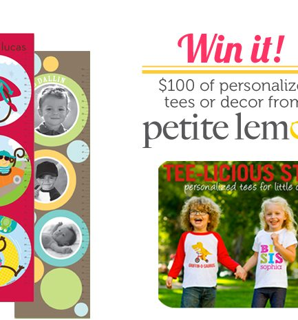 Giveaway: $100 to Petite Lemon